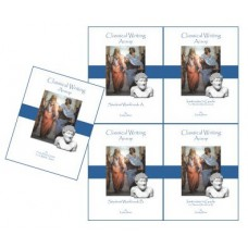 Classical Writing - Aesop - Text + Student Workbooks A&B + Instructor's Guides for Student Workbooks A&B - SET OF 5 BOOKS