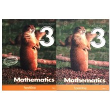 ACSI Maths Grade 3 Student Edition 7214 + Teacher Guide (Volume 1) 7215  - SET of 2 books
