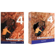 ACSI Maths Grade 4 Student Edition 7216 + Teacher Guide (Volumes 1+2) 7217 - SET of 3 books