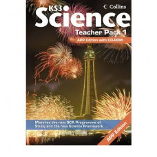 KS3 Science - Teacher Pack 1  (Collins) (Note: No CD-Rom)