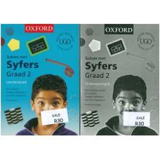 Oxford Sukses met Syfers Graad 2 Leerdersboek + Onderwysersgids - SET OF 2 BOOKS