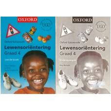 Oxford Suksesvolle Lewensorientering Graad 4 Leerderboek + Onderwysersgids - SET OF 2 BOOKS