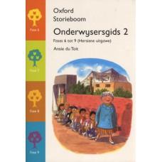 Oxford Storieboom Onderwysersgids 2 - DISPLAY SAMPLE