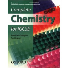 Complete Chemistry for IGCSE (Rosemarie Gallagher, Paul Ingram; Oxford University Press) - DISPLAY SAMPLE