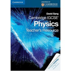 Cambridge IGCSE Physics Teacher's Edition CD-Rom (Third Edition) by David Sang - DISPLAY SAMPLE