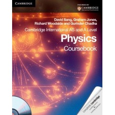 As and A Level Physics Coursebook by David Sang et al. -  DISPLAY SAMPLE (with some highlighted text)