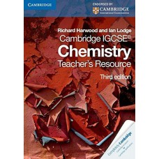 Cambridge IGCSE Chemistry Teacher's Edition CD-Rom (Third Edition) by Richard Harwood and Ian Lodge - DISPLAY SAMPLE