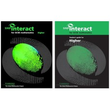 SMP Interact for GCSE Mathematics - Higher - Student Book + Teacher's Guide (SMP Interact Key Stage 4) - SET OF 2 BOOKS