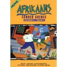 Nuwe Afrikaans Sonder Grense Graad 8 Leerdersboek