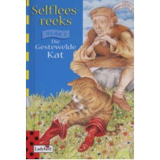 Ladybird Selflees-reeks (Vlak 3): Die Gestewelde Kat