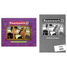 Raamwerk 9 Leerdersboek + Onderwsyersgids (Nasionale Kurrikulum) - 2 BOOKS