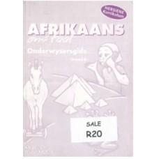 Afrikaans Ons Taal Graad 6 Onderwysersgids (Hersiene Kurrikulum)