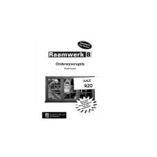 Raamwerk 8 - Onderwysersgids