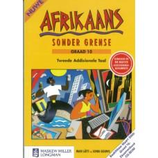 Nuwe Afrikaans Sonder Grense (Tweede Addisionele Taal) Graad 10 Leerdersboek
