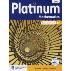 Platinum Mathematics Grade 11 Learner's Book (CAPS)