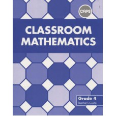 Classroom Mathematics Grade 4 Teacher's Guide - CAPS (Heinemann) - damaged cover