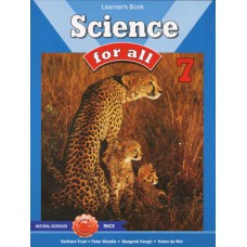 Science for All Grade 7 Learner's Book - RNCS  - DISPLAY SAMPLE
