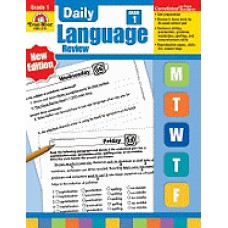 Daily Language Review Grade 1 (Evan-Moor)