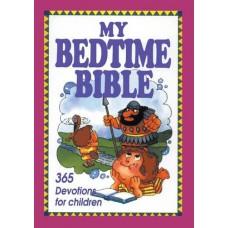 My Bedtime Bible - 365 Devotions for Children