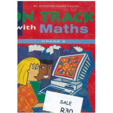 On Track with Maths Grade 8 Learner's Book - DISPLAY SAMPLE