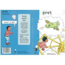 Pret (Potyi Books)