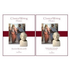 Classical Writing - Homer - Student Workbook B + Instructors Guide B