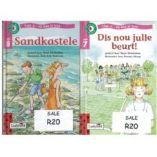Lees met Ladybird Vlak 2 - Boek 7 + 8 (SET OF 2 BOOKS)