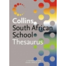 Collins South African School Thesaurus - DISPLAY SAMPLE