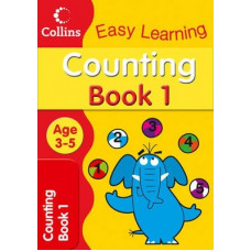Counting Age 3-5 : Book 1 (Collins Easy Learning series)