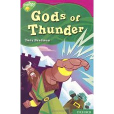 Oxford Treetops Reader - Gods of Thunder