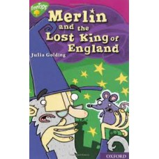 Oxford Treetops Reader - Merlin and the Lost King of England