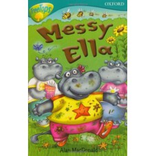 Oxford Treetops Reader - Messy Ella
