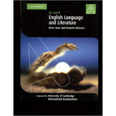 AS Level English Language and Literature (Cambridge International Examinations) - DISPLAY SAMPLE