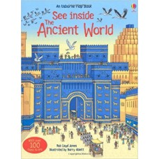 The Ancient World (See Inside) - Usborne Flap Book