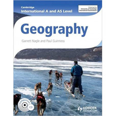 A & As Level Geography, Hodder (Cambridge International) - DISPLAY SAMPLE (No CD)