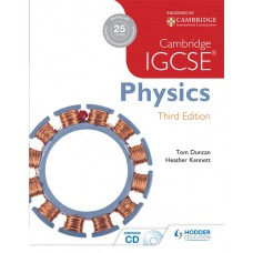 Cambridge IGCSE Physics (3rd Edition) with CD-Rom, Hodder - LATEST EDITION - NEW!